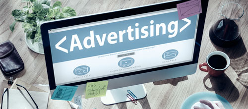 schermata advertising computime store