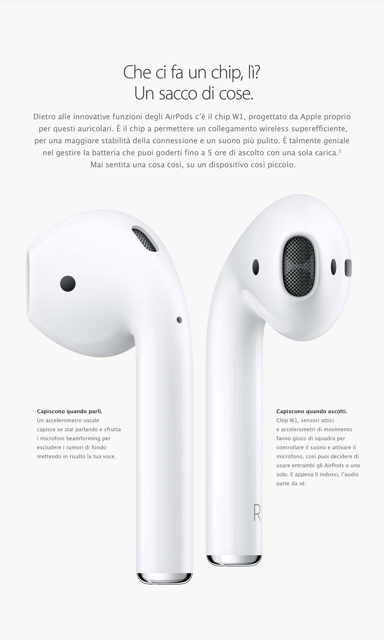 AirPods chip