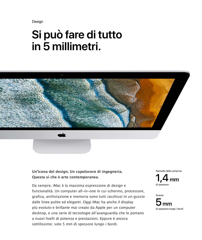 iMac design