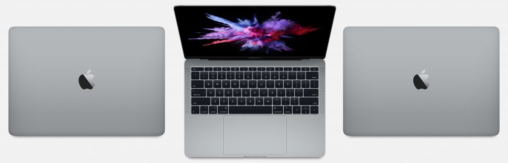 MacBook Pro 13 pollici senza Touch Bar