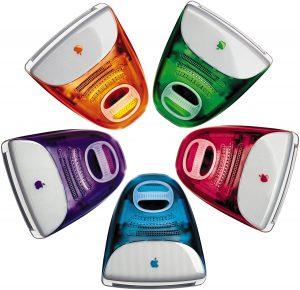 iMac modelli colorati