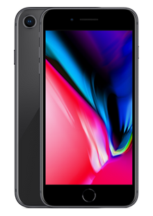 iphone8 spacegray