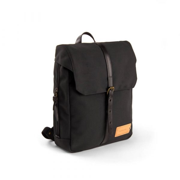 Property of Zaino Charlie 12H Backpack Midnight Black / Black