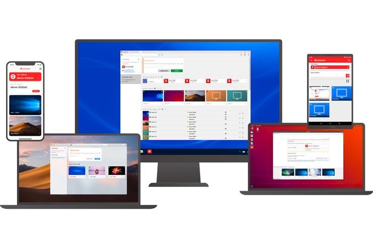 anydesk multiplatform computime store
