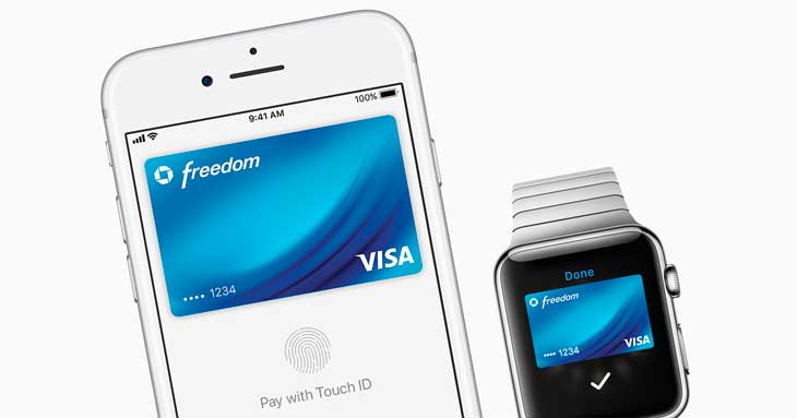 watch use apple pay