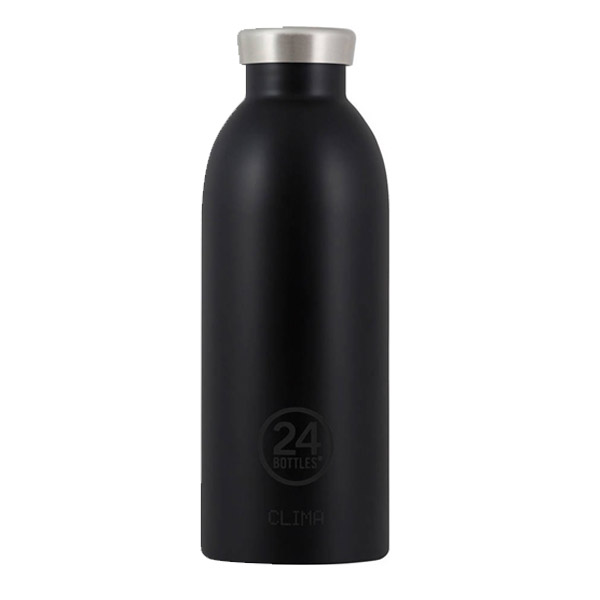 24Bottles bottiglia termica Clima Bottle 050 Tuxedo Black