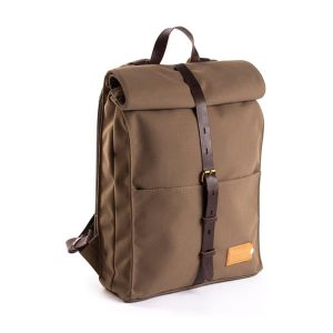 Property Of Zaino Alex 24H Olive Brown Dark Brown