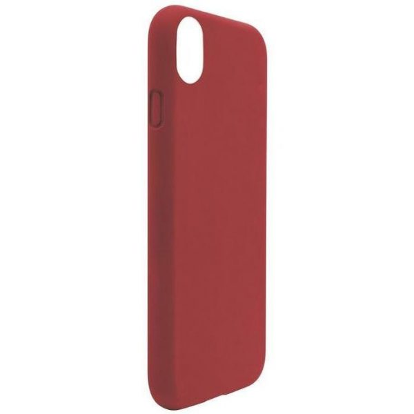 Aiino Cover Per iPhone X / XS Strongly Rosso