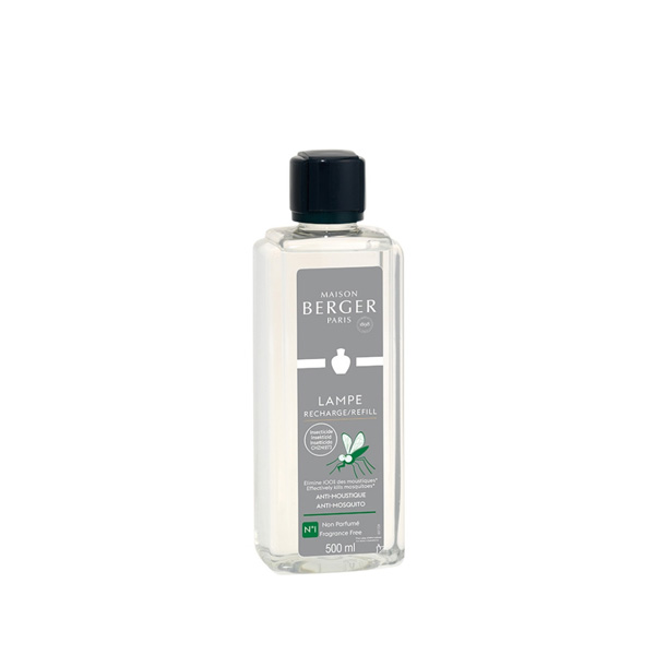 Berger Parfum Ricarica 500Ml It Anti Moustique