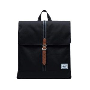 Herschel Zaino City Mid-Volume Black/Black/Tan