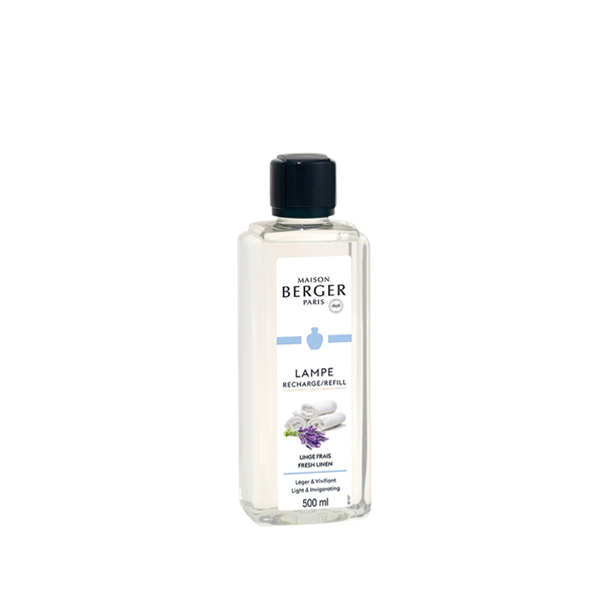 Berger Parfum Ricarica 500ml Linge Frais