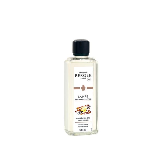 Berger Parfum Ricarica 500ml Poussiere Ambre