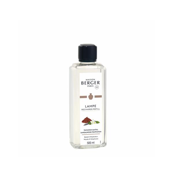 Berger Parfum Ricarica 500ml Tentation Santal