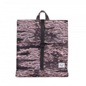 Herschel Zaino City Mid-Volume Ash Rose Desert/Black
