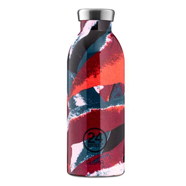 24Bottles bottiglia termica Clima Bottle 050 Flower Flame