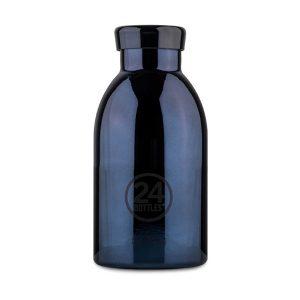 24Bottles bottiglia termica Clima Bottle 330 Black Radiance