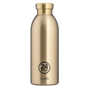 24Bottles bottiglia termica Clima Bottle 050 Prosecco Gold