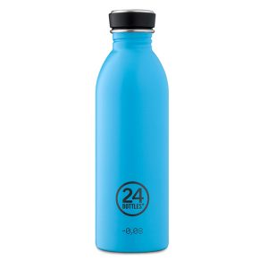24Bottles bottiglia riutilizzabile Urban Bottle 050 Lagoon Blue