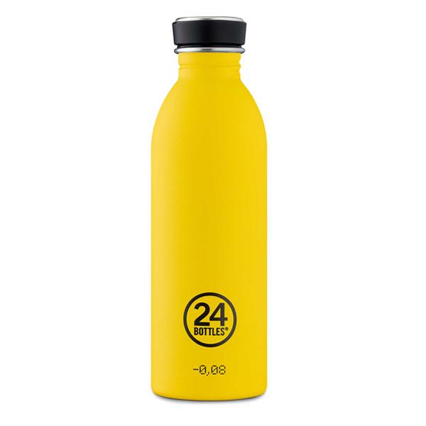 24Bottles bottiglia riutilizzabile Urban Bottle 050 Yellow