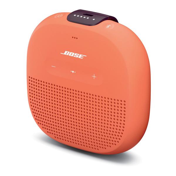Bose Micro Casse Bluetooth Soundlink Bright Orange
