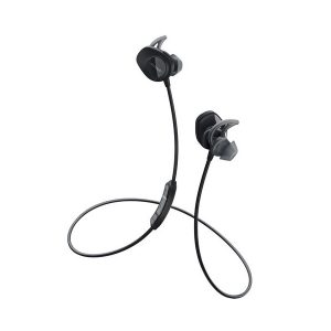 Bose Cuffie Wireless Soundsport Nero