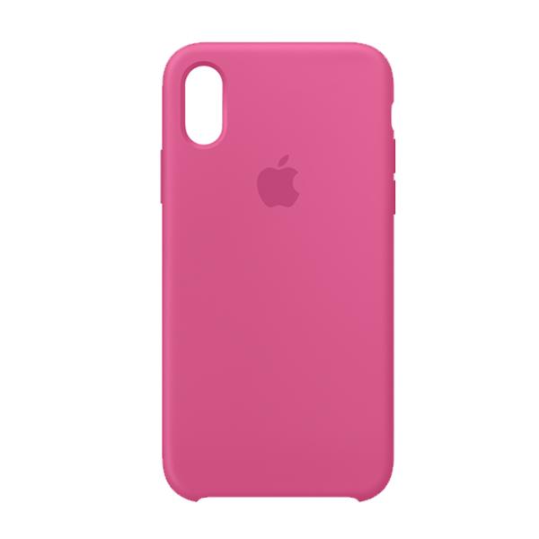 Apple Custodia In Silicone Per Iphone Xs Dragon Fruit