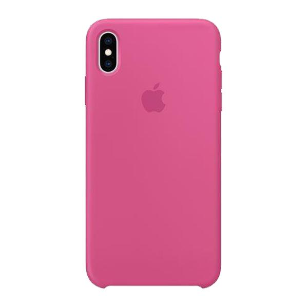 Apple Custodia In Silicone Per Iphone Xs Max Dragon Fruit