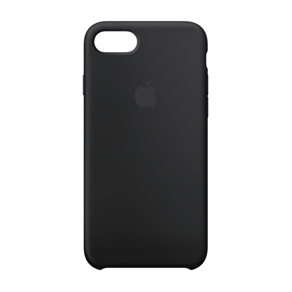 Apple Custodia In Silicone Per Iphone 8 / 7 Nero