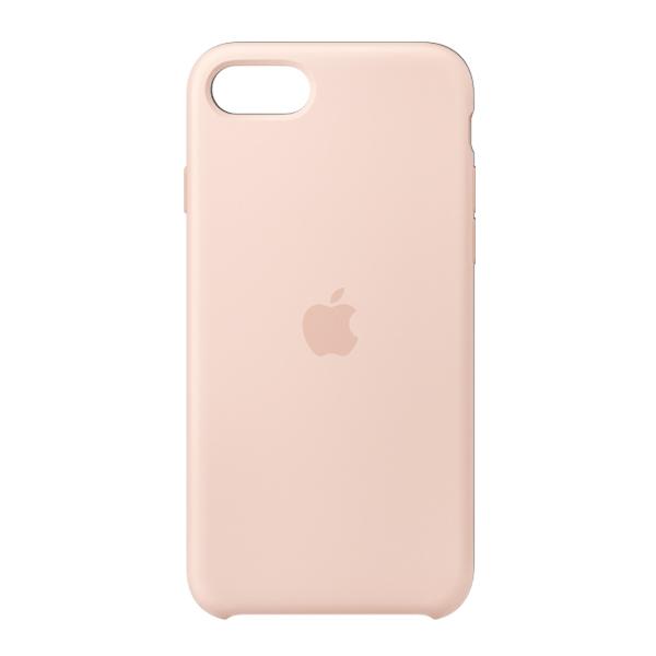 Apple Custodia In Silicone Per Iphone Se 2020 Rosa