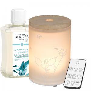 Maison Berger Diffusore Elettrico Aroma Happy Con Ricarica Da 475Ml