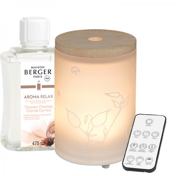 Maison Berger Diffusore Elettrico Aroma Relax Con Ricarica Da 475ml