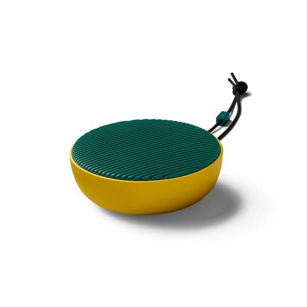 Vifa Speaker Bluetooth City Lemon Green