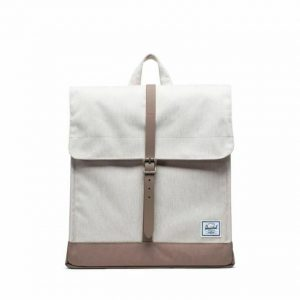 Herschel Zaino City Mid-Volume Overcast Crosshatch/Pine Bark