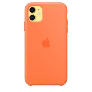 Apple Custodia In Silicone Per iPhone 11 Vitamina C