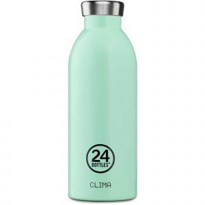 24Bottles Bottiglia Riutilizzabile Urban Bottle 050 Aqua Green