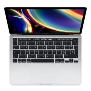 "MACBOOK PRO 13"" TOUCH BAR QUAD-CORE i5 1.4GHZ 512GB SILVER + SIAE"