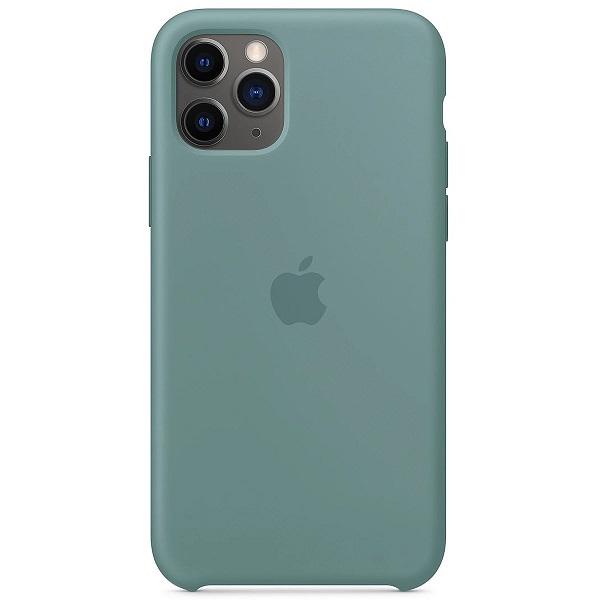 Apple Cover in Silicone per iPhone 11 Pro Cactus