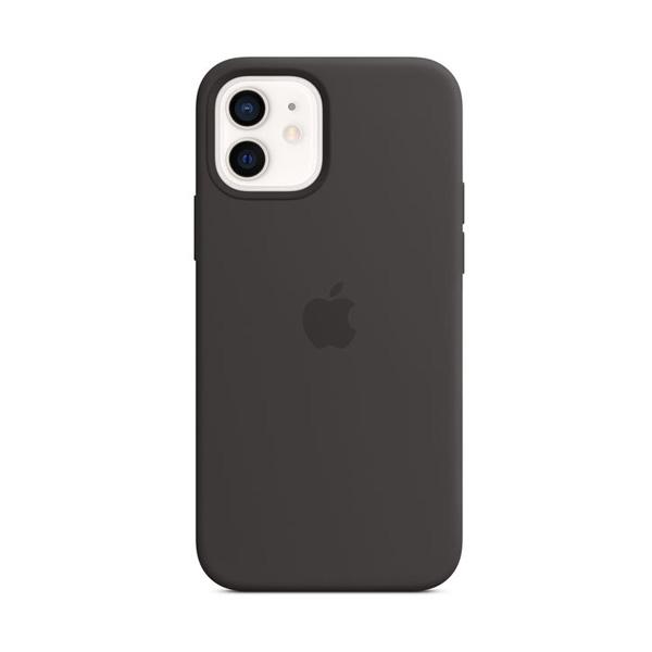 Apple Custodia Magsafe in Silicone per iPhone 12/12 Pro Nero