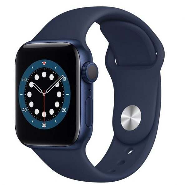 Apple Watch Serie 6 GPS 40mm Alluminio Azzurro