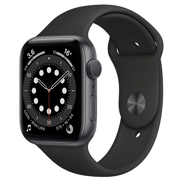 Apple Watch Serie 6 Cell 44mm Alluminio Grigio Siderale
