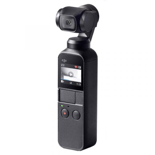 DJI Osmo Pocket videocamera 4K