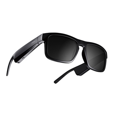 Bose Occhiali da Sole con speaker Tenor Nero lucido