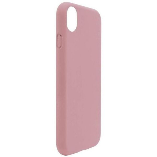 Apple Custodia Strongly per iPhone X / XS Rosa