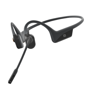 Aftershokz Aeropex Opencomm Light Grey