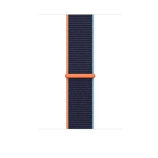Apple Cinturino Sport Loop Deep Navy 44mm