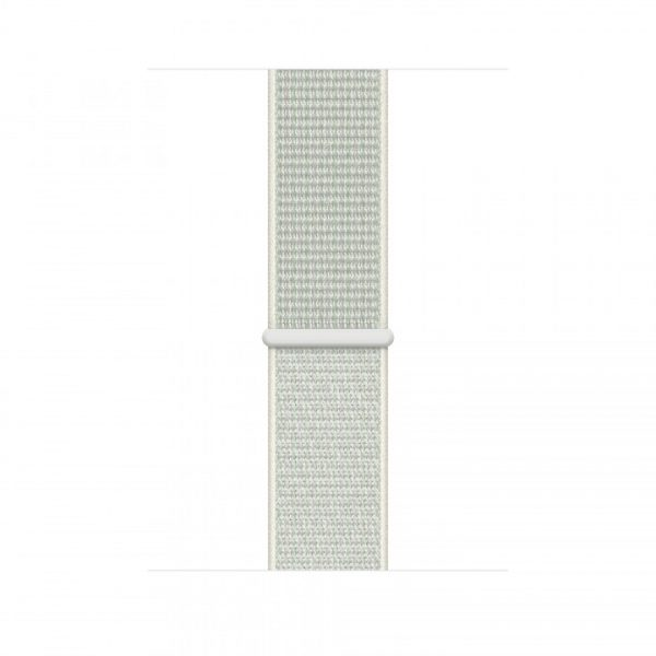 Apple Cinturino Nike Sport Loop Spruce Aurea 44mm