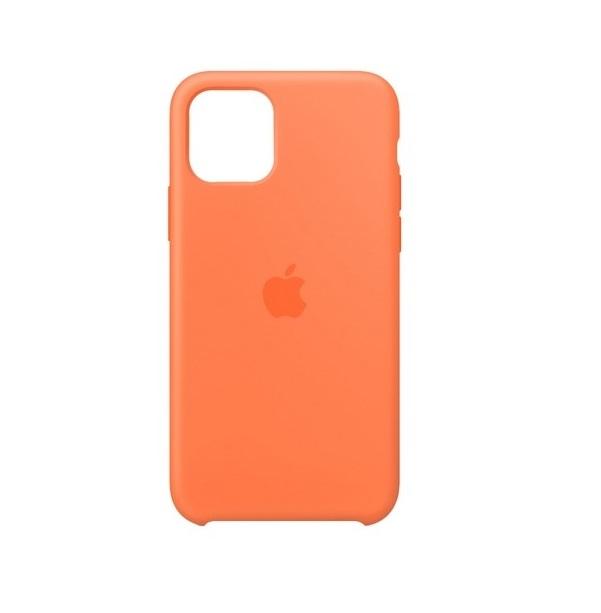 Apple Custodia in silicone iPhone 11 Vitamin C
