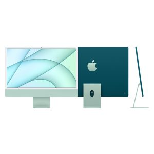 "Apple iMac 24"" Retina 4,5K M1 8Core Cpu 8Core Gpu 8Gb 256Gb Verde"