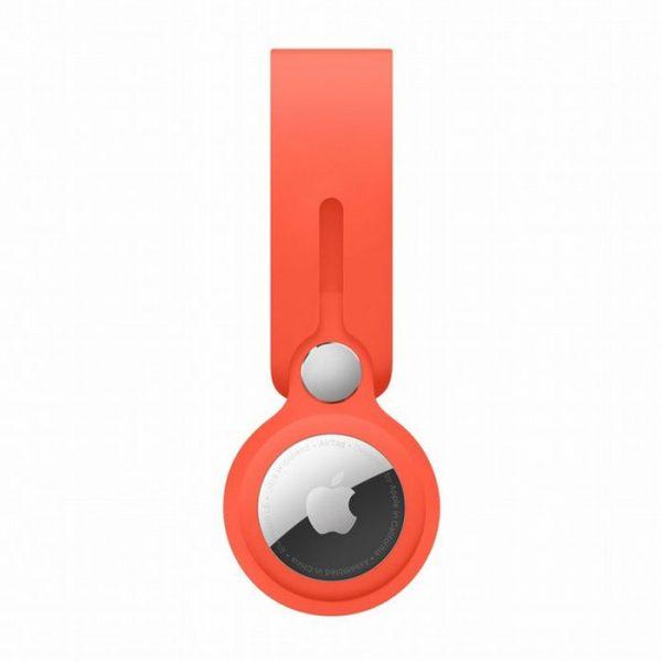 Apple Laccetto AirTag Arancione Elettrico